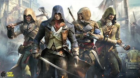 Assassin's Creed: Unity'den 6.7 GB'lık Güncelleme