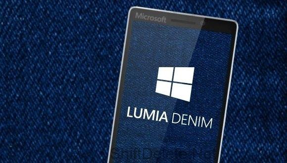 Lumia Denim Dağıtılmaya Başladı!