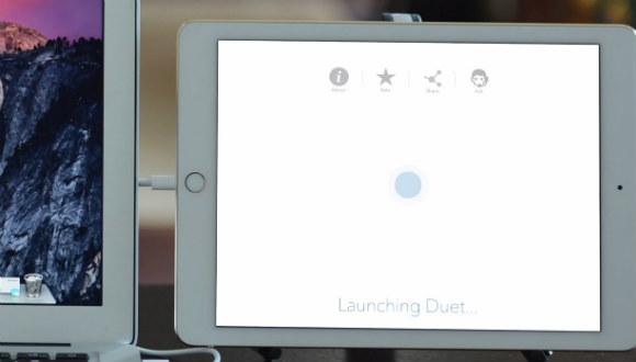 iPad'i Mac için İkinci Ekran Yapın!