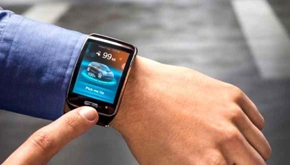 Artık Aracınızı Saatiniz İle Park Edebileceksiniz!