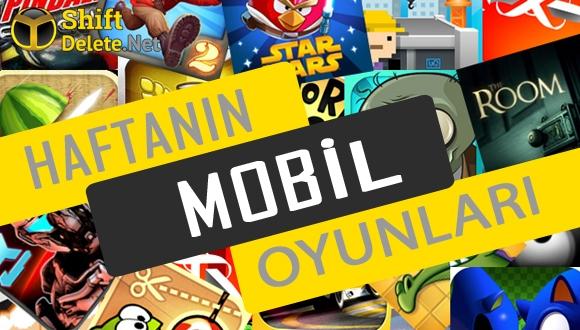 Haftanın Mobil Oyunları -13