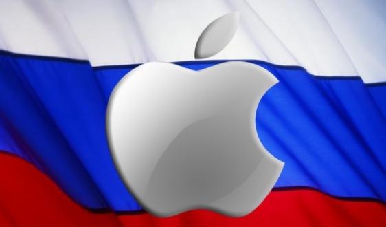 Apple Rusya Satışlarına Devam Ediyor!