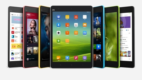 Xiaomi Mi Pad 2 Göründü!
