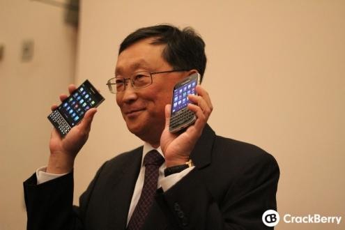 BlackBerry'den Cloud'a Taş!