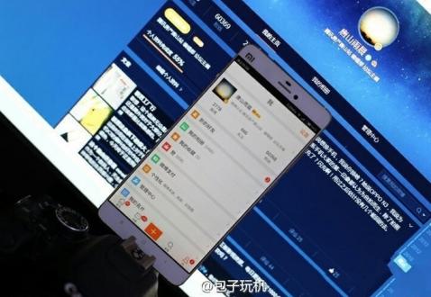 Xiaomi Mi5 Safir Ekranla Gelebilir