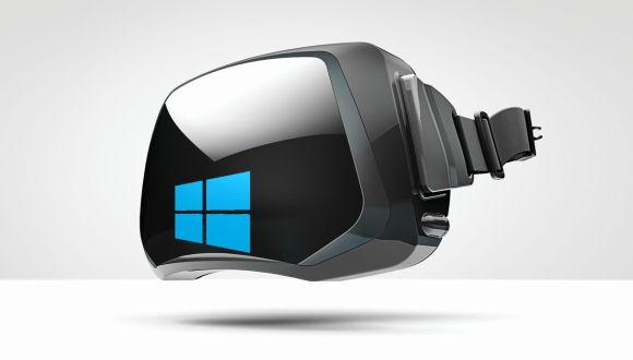 Microsoft, Sanal Gerçeklik İçin Çalışıyor!
