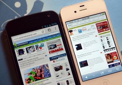 Google Chrome Mobilde Yükseliyor!
