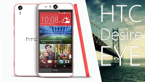 HTC Desire Eye İncelemesi