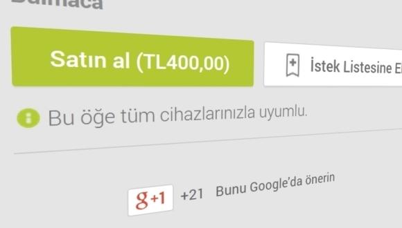 En Pahalı Android Uygulamaları