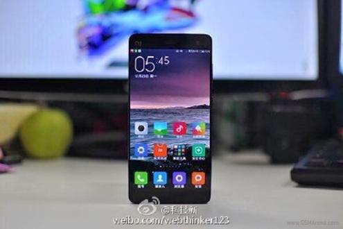 Siyah Xiaomi Mi5 Göründü