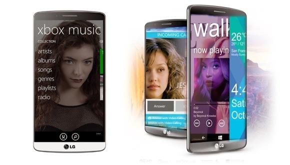 LG, Windows Phone'a Geri Dönebilir!