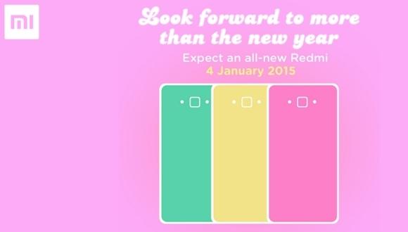 Xiaomi'nin Yeni Modelleri 4 Ocak'ta