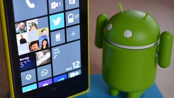 Android Uygulamaları WP'da Çalışabilir!