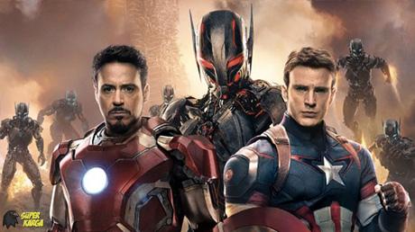 Avengers: Age of Ultron'dan Yeni Fragman