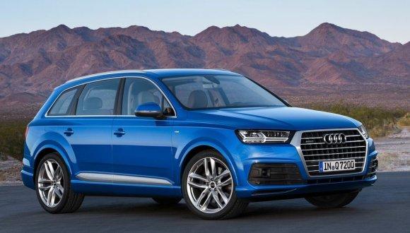 Yeni Audi Q7, Çok Güçlü!