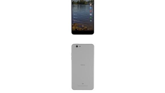 Android'li Nokia C1 İddiaları