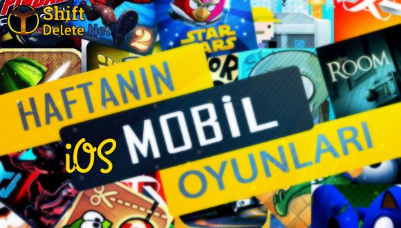 Haftanın iOS Oyunları 2