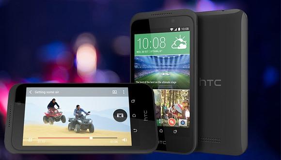 HTC Desire 320 Duyuruldu