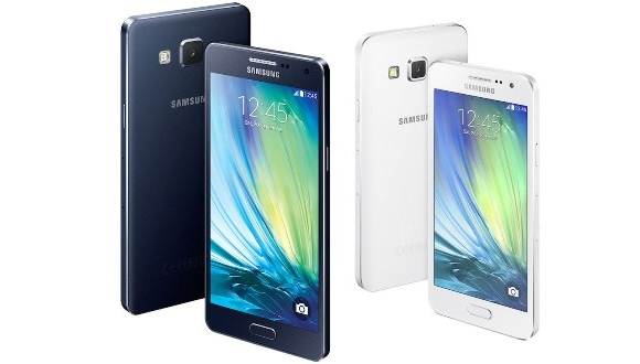 Samsung Galaxy E7 ve E5 Tanıtıldı