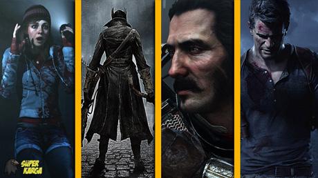 2015'in PlayStation 4'e Özel Oyunları