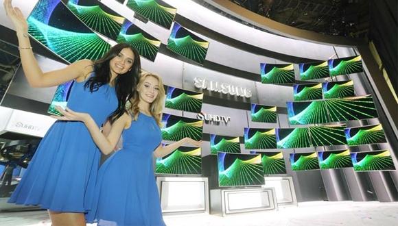 Samsung'dan Tizen'li TV