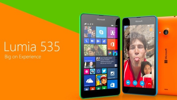 Lumia 535 Dokunmatik Sorunu Giderildi
