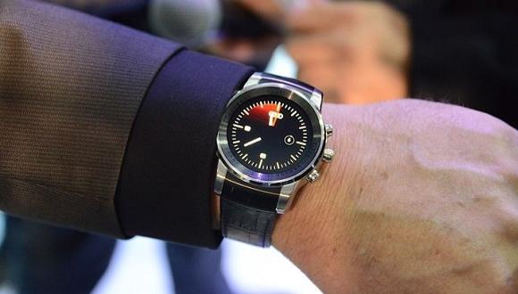 LG'nin Yeni Akıllı Saati Görüntülendi