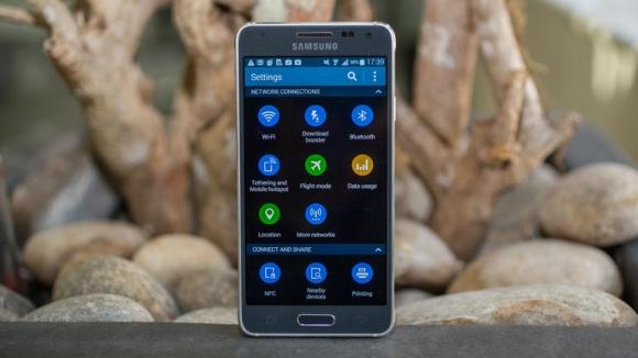 Galaxy S6'nın Metal Kasası Gözüktü