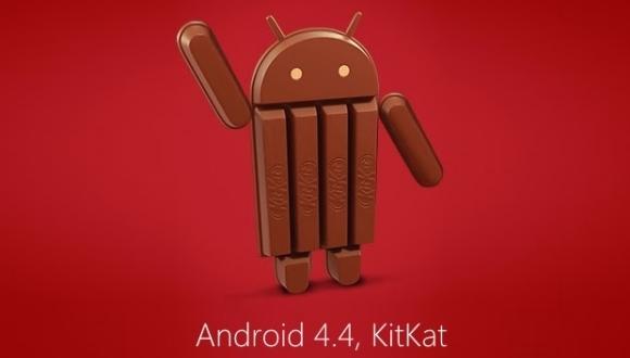 Android KitKat Kullanım Oranı Arttı