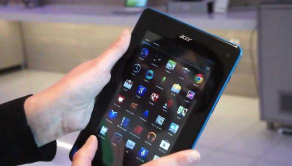 Yeni Yıla Özel Acer Tablet