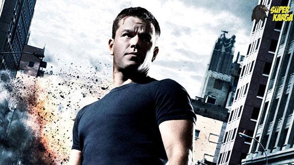 Bourne 5'in Vizyon Tarihi Değişti