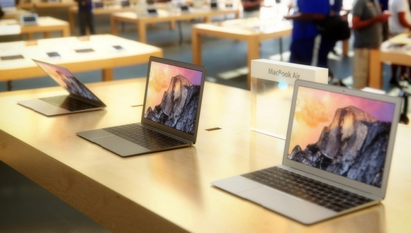 12 inç MacBook Air Konsept Görselleri
