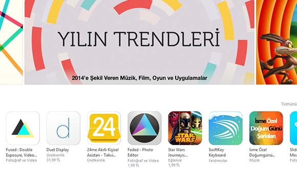 Apple App Store'dan Yeni Rekor