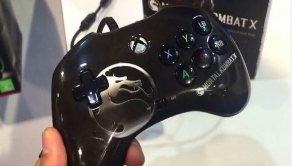 Mortal Kombat X Kontrolörü Gerçekten Varmış