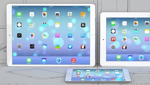 iPad Pro'nun Kalıbı Ortaya Çıktı