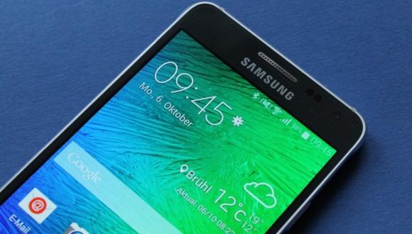 Samsung Galaxy A7 Tanıtıldı