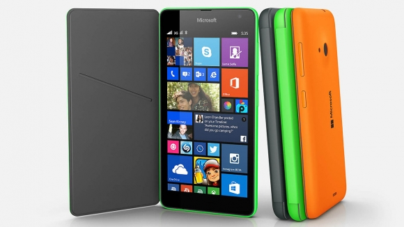 Microsoft Lumia 535 İncelemesi