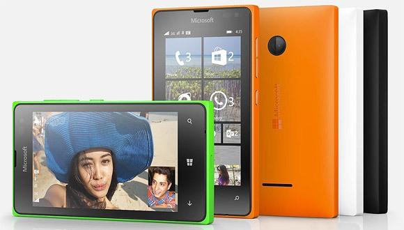 Uygun Fiyatlı Lumia 435 ve 532 Duyuruldu
