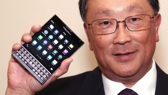 Samsung, Blackberry'i Satın Alabilir!