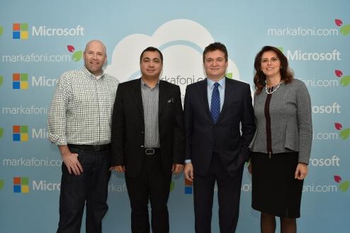 Microsoft ile Markafoni Arasında Bulut İş Birliği