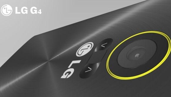 LG G4, 16 MP Kamera İle Geliyor!