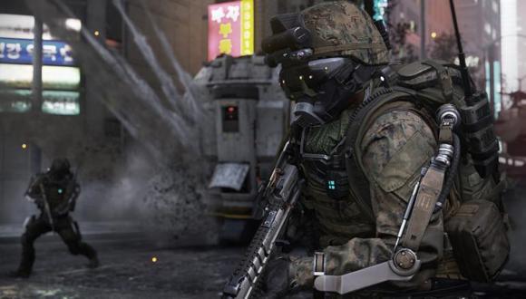 CoD: AW Haloc DLC'sine Yakından Bakın