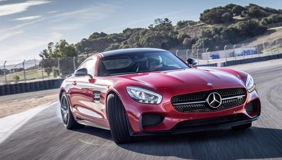 Mercedes AMG GT Tanıtıldı!