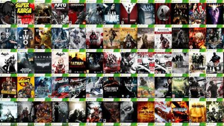 En Çok Satan Xbox 360 Oyunları