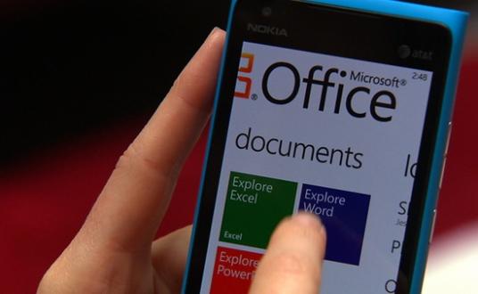 Windows Phone Office'i, iOS'e Benzeyecek
