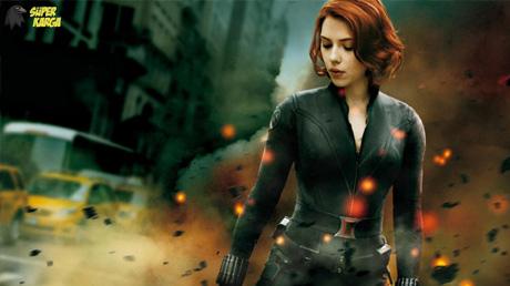 Captain America 3'le Scarlett Johansson Dönüyor