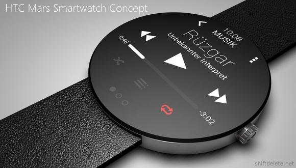 HTC'den Akıllı Saat Gelebilir!