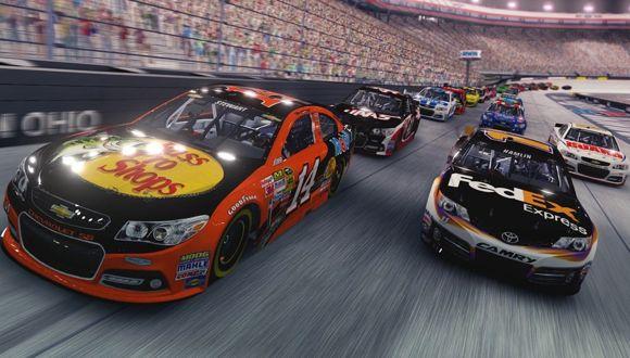 Yeni NASCAR Oyunu Duyuruldu