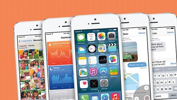 iOS 8'e Geçiş Yavaşlıyor