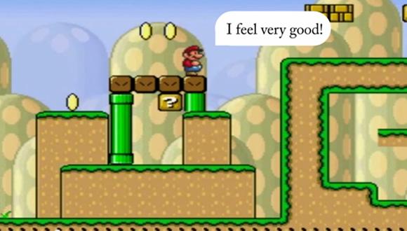 Super Mario Yapay Zeka ile Buluştu